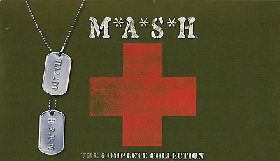 New & Sealed! TV M*A*S*H Complete Series DVD Box Set Seasons 1 - 11 MASH