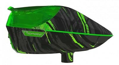 Hopper Virtue Spire 200 Graphic Series schwarz / limegreen