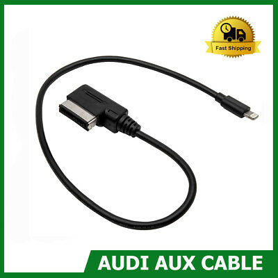 huge discount 3744a 6dcc2 AMI MMI MDI MEDIA Interface iPhone 7 Plus Charge Adapter Cable for Audi VW  SKODA