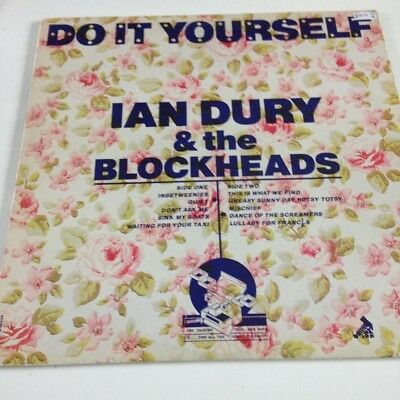 Ian dury and the blockheads do it yourself lp 199 picclick uk ian dury the blockheads vinyl lp album do it yourself vg solutioingenieria Images
