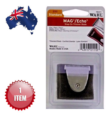 Wahl Replacement Blade Set For Beret Trimmer and Mag Trimmer WA2111-200*GENİUNE*