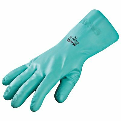 MAPA Optimo 454 Hypoallergenic Synthetic Latex Gloves 6 – 6.5 Small 10 Pairs
