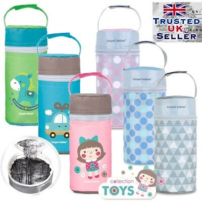 Canpol Babies Baby Single Thermal Insulator Insulated Bottle Warmer New Designs