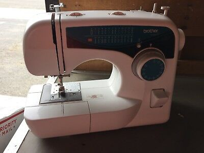 BROTHER XL40 SEWING Machine 4040 PicClick Amazing Brother Bm 2600 Sewing Machine Price
