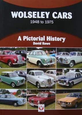 LIVRE NEUF : Wolseley Cars 1948 to 1975 - A Pictorial History