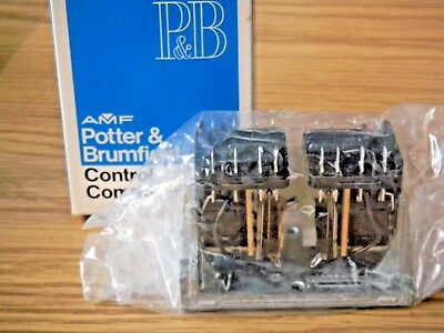 P&B Potter & Brumfield KUB17D11-24V Relay Electromechanical-Dual Coil Latching