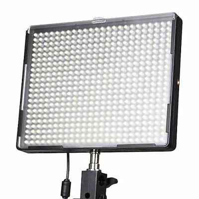 Aputure Amaran AL-528W 528 LED Video Light Panel for Camcorder or DSLR Cameras