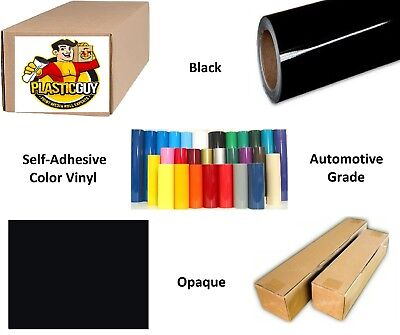 "24"" x 50yd Black #070 Oracal 651 Graphic Sign Cut Vinyl (Private Label)"