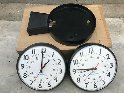 """Primex 1233 v2.6 Traditional 12.5"""" Wireless Wall Clock *Untested*"""