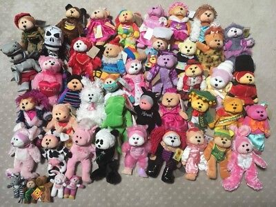 BEANIE KIDS SELECTION! 40 Beanies in Great condition!