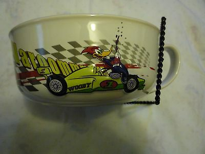 Woody Woodpecker Ceramic Bowl by International Buying Corp, Alphatette, GA
