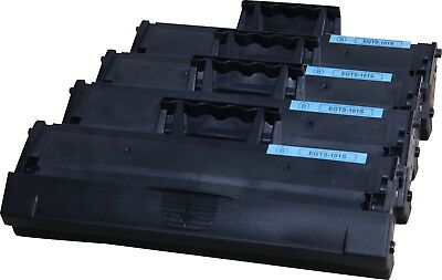 4PK MLT-D101S MLTD101S Toner Cartridge For Samsung 101 SCX-3400 SCX-3405FW New