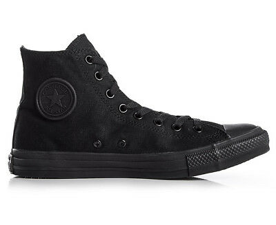 Converse Chuck Taylor Unisex All Star High Top - Monochrome Black
