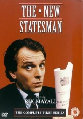 The New Statesman Complete 1st Series Dvd Rik Mayall New & Factory Sealed