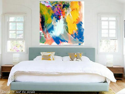 CONTEMPORARY Art,Abstract Painting,Acrylic Canvas,modern WallDecor,WEDDING FEAST