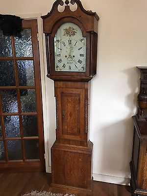 Early Victorian Long-case Grandfather Clock, circa 1844 Lloydd Price Beaufort