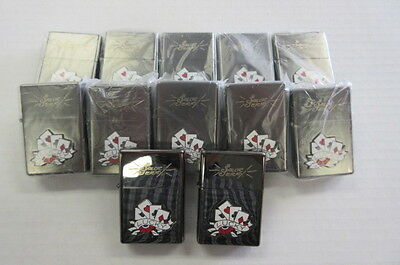 Sailor Jerry (12 Pack)  Lucky Lighter Poker Cards  New