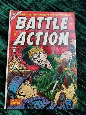 BATTLE ACTION 12  / ATLAS / War