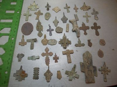 Metal detector finds. Mix lot (43pieces).N11