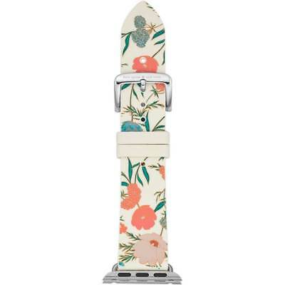 kate spade new york - Strap for Apple Watch 38mm - White Floral