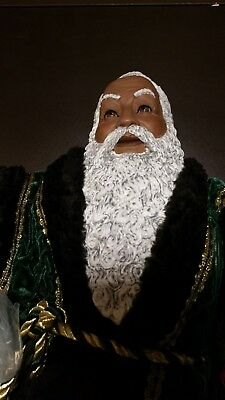 Daddy's Long Legs Santa 97 Karen Germany African American Doll DLS07A NEW in Box