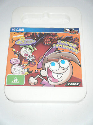 PC Game Nickelodeon The Fairly Odd Parents!  Shadow Showdown