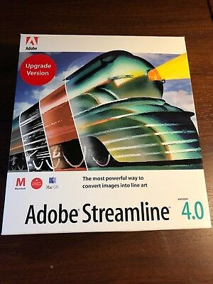 adobe streamline pour mac