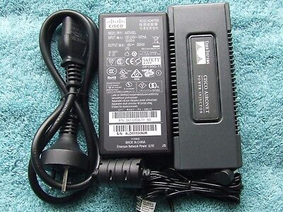 CISCO AIRONET POWER INJECTOR with POWER  SUPPLY