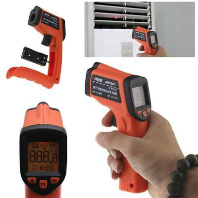 Non-Contact LCD IR Laser Infrared Digital Temperature Thermometer Gun HOT