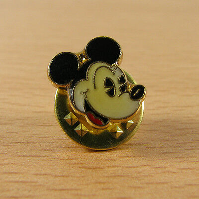 kleiner Micky Maus / Mickey Mouse Pin (Walt Disney Comic Anstecker)