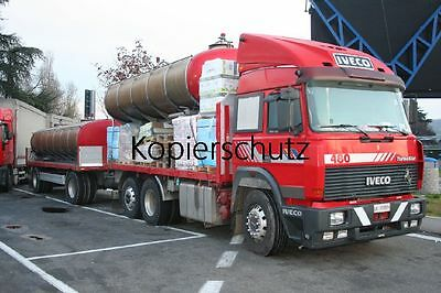Truck Photo - Lkw Foto Iveco Turbo Star Italien - Italy   /107