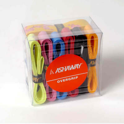Ashaway Overgrip Box of 12 AOG103