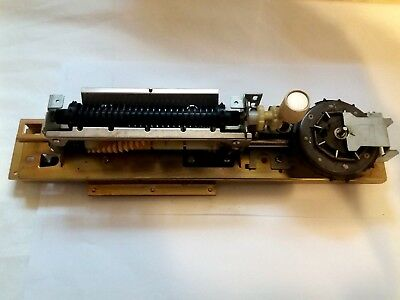 Brother Knitting Machine Parts Kh860 Kh-860 Punch Card Unit Assembly With Screws