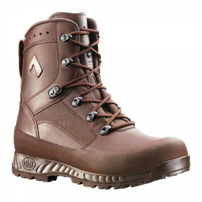 British Army Issue Gore-Tex Haix Boots - Brown - All Sizes - Genuine - Grade 1