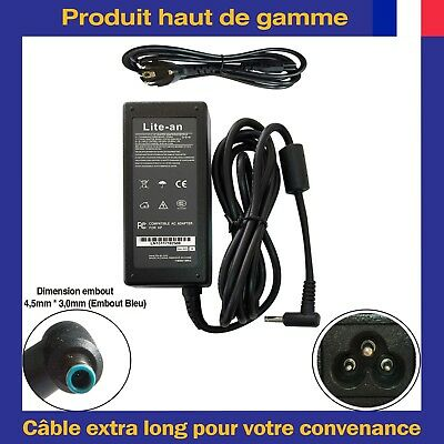 Chargeur 90W Pour HP P/N 709967-001 709987-002 709987-003 710414-001 ADP-90WH D