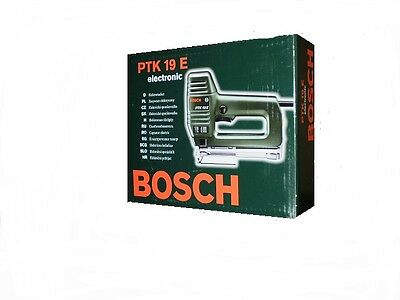 Bosch Tacker PTK 19E