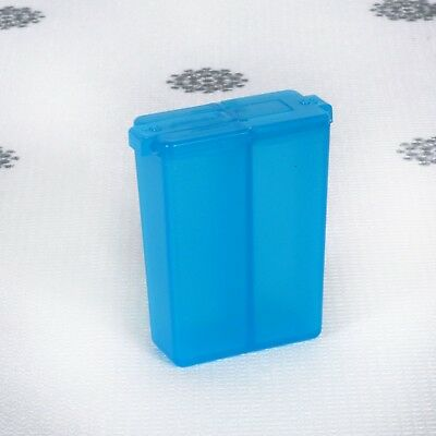 NEW Tupperware Individual Salt and Pepper Shaker Blue