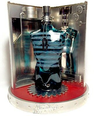 Jean Paul Gaultier LE MALE TERRIBLE collector stand and fragrance