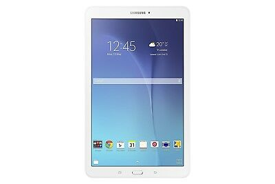 Samung Galaxy Tab E SM-T560. 9.6 Inch Tablet. (Pearl White)(Quad Core 1.3GHz)