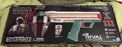 Nerf Rival Apollo XV-700 Kit Star Wars Boba Fett Edition W/ Box