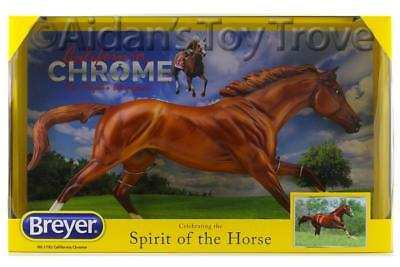 Breyer California Chrome 1792 - Traditional Horse NIB  - NEW Cigar Racehorse