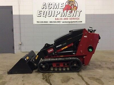 2016 Toro Dingo Tx525 Wide Track Compact Utility Loader - Low Hours - Used