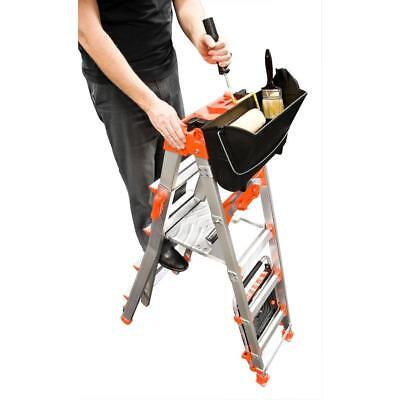 Little Giant 15050-001 Tray Ladder Accessory New Vertical Paint Roller Fuel Tank