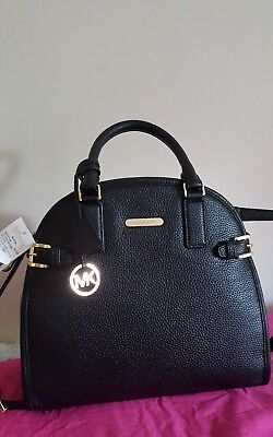 5ccc443c0b49 NEW MICHAEL KORS Lg Hutton Handbag Msrp  358 -  119.99