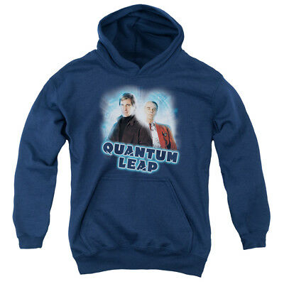 QUANTUM LEAP SAM AND AL Youth Hoodie Pull-Over
