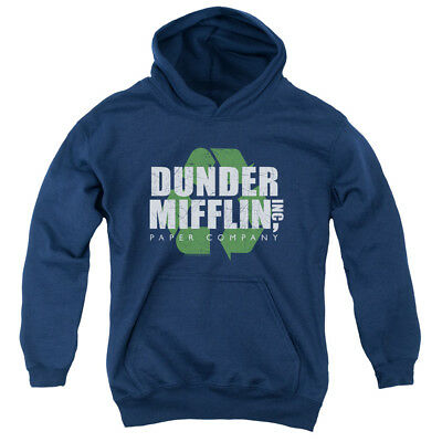 THE OFFICE RECYCLE MIFFLIN Youth Hoodie Pull-Over