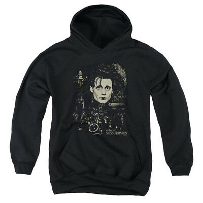 EDWARD SCISSORHANDS EDWARD Youth Hoodie Pull-Over