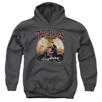 CRY BABY DRAPES Youth Hoodie Pull-Over