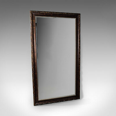 Large 20th Century Victorian Revival Wall or Floor Mirror