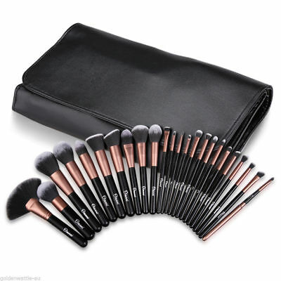 24 Professional Ovonni Makeup Brushes Kit Set Cosmetic Make Up Beauty Brushes